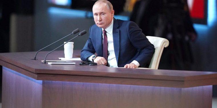 """Глава государства прокомментировал ситуацию с """"мусорной"""" реформой в Ленобласти"""
