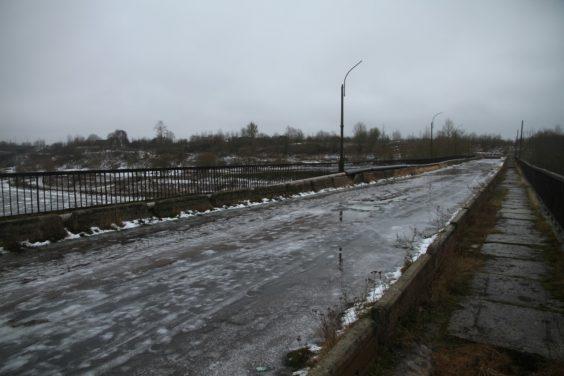Старый мост ждёт реконструкция