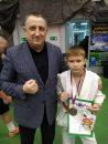 5 заслуженных медалей в копилку Волхова
