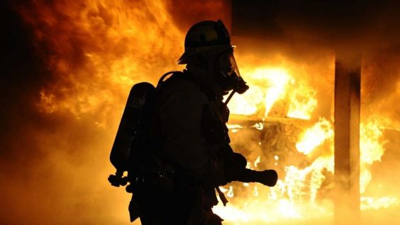 На пожаре в Пупышево погиб мужчина