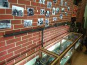 В музее отряда «Пересвет»