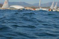Юные яхтсмены Новой Ладоги тренировались в солнечном Адлере