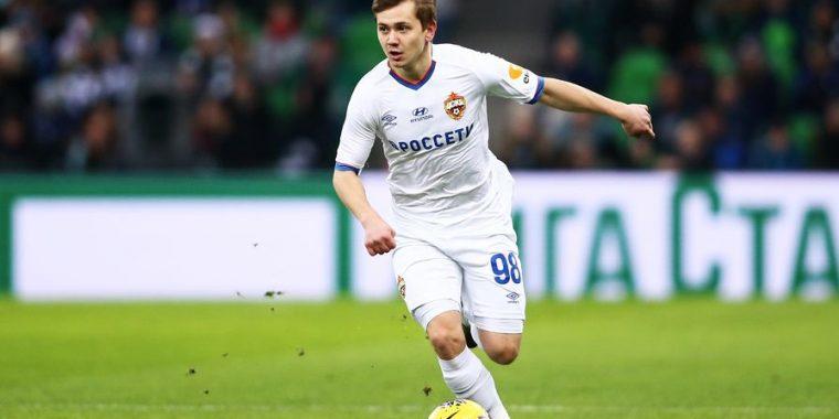 Лучший гол декабря в РПЛ за Иваном Обляковым