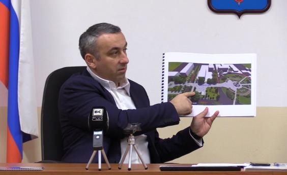 Алексей Брицун рассказал о планах развития и решении насущных проблем района