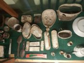 Выставка в музее отряда «Пересвет»