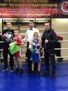 Юношеский турнир по боксу в Тихвине