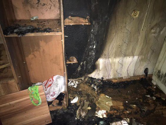 Семья из Хвалово просит помощи после пожара