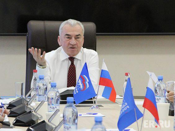 Сергей Бебенин: В Послании Президента РФ подняты темы, которые действительно волнуют людей