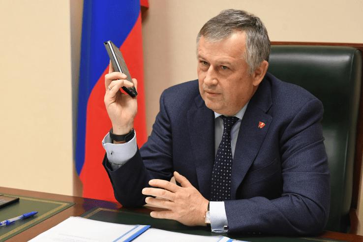 Комментарий губернатора Ленинградской области Александра Дрозденко