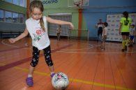 Мини-футбол для самых маленьких
