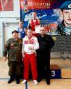 Волховчане на престижном турнире по боксу
