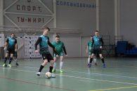 Городской чемпионат по мини-футболу: первые результаты