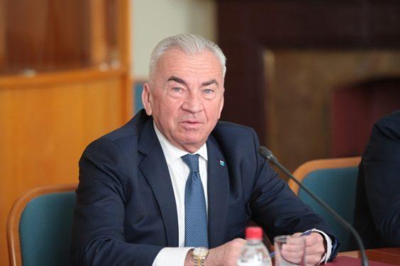 Сергей Бебенин в составе рабочей группы по подготовке поправок в Конституцию
