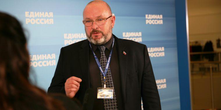 Алексей Ломов: В Послании Президента мы услышали о решении тех самых вопросов, с которыми приходят граждане в Общественные приемные Партии «Единая Россия».