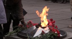 Волховчане почтили память героев в День прорыва блокады