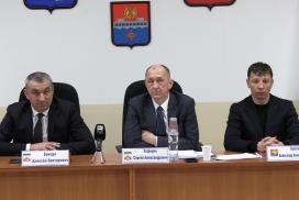 В районном Совете депутатов