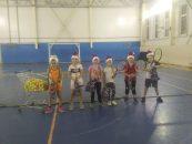 Рождественский теннисный марафон