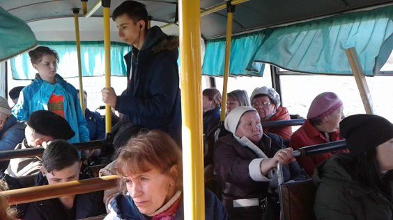О планах по организации пассажирских перевозок в районе и не только