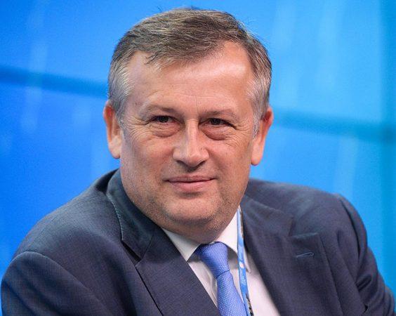 Александр Дрозденко: В регионе набраны высочайшие темпы строительства социальных объектов