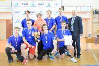 Районный Кубок по волейболу среди школьников