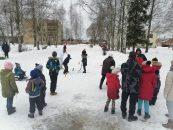 День зимних видов спорта прошёл в Селиваново