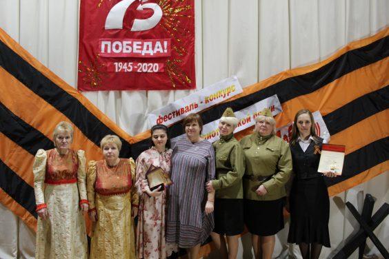 """""""Наследники Победы"""" выступили в Иссаду"""