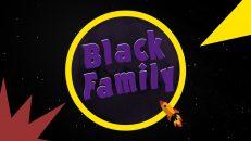 Black Family (Sabbath) in Novaya Ladoga
