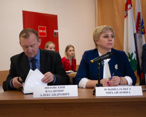 В Колчановском поселении отчитались главы