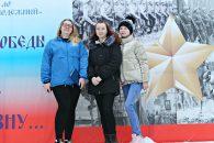 Молодёжь Кисельни участвует и лидирует