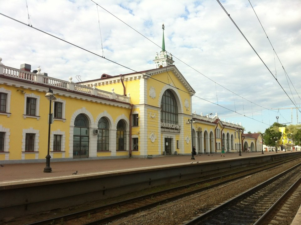 В 2020 году на территории Волховстроевского региона ОЖД запланирован ремонт 43 пассажирских платформ