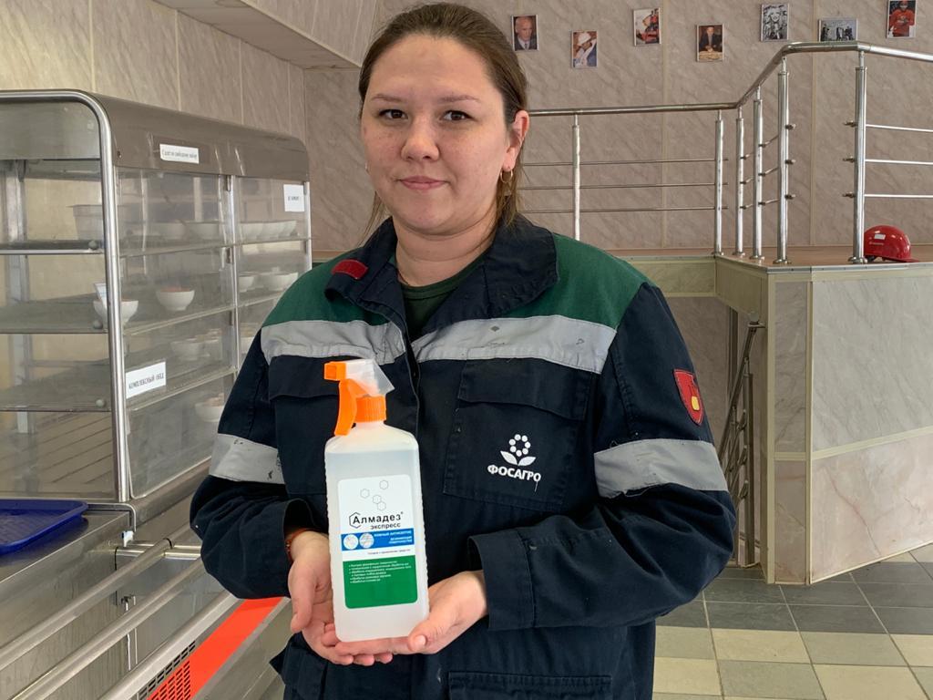 Беспрецедентный комплекс мер по борьбе с коронавирусом реализуют российские производители минеральных удобрений