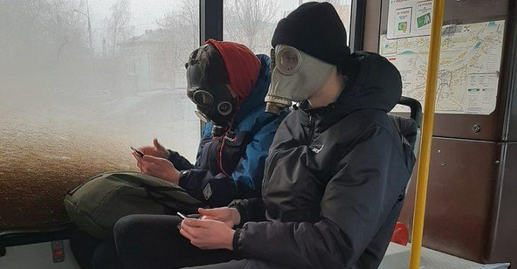 """""""Предъявите билеты! То есть, маски!"""""""