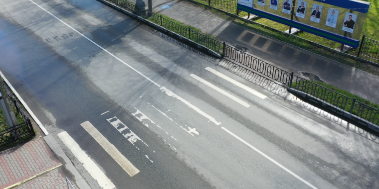 О качестве городской среды в Волхове и не только / Видеосюжет