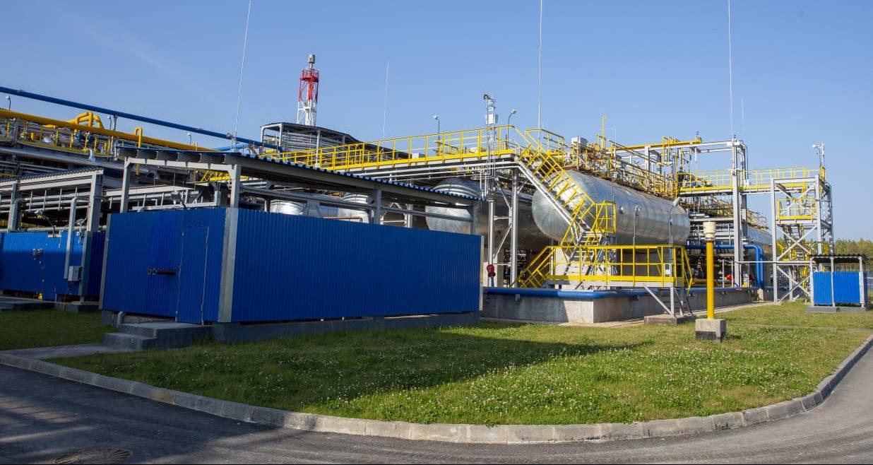 Заместитель председателя совета директоров ПАО «ФосАгро»Андрей Гурьевпровел штаб по реализациипроекта развития волховскогопроизводственного комплекса