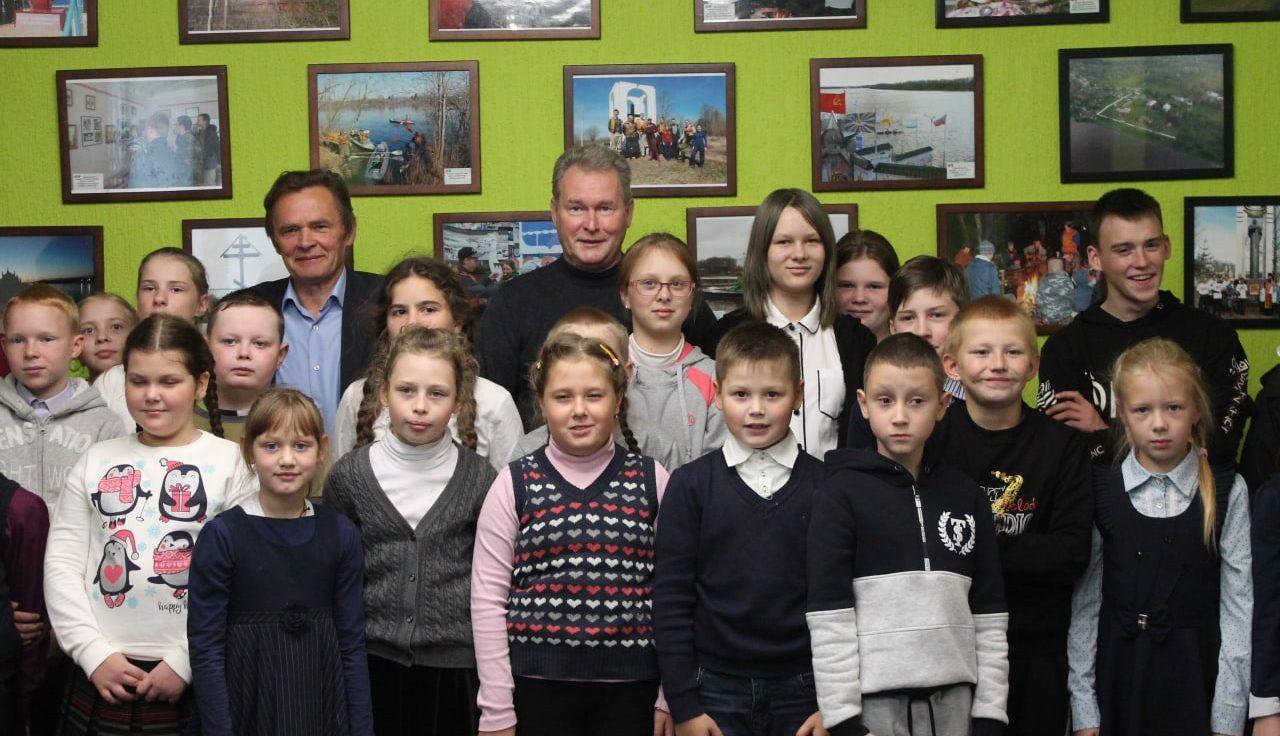 """""""Невский путь"""" в Потанино"""