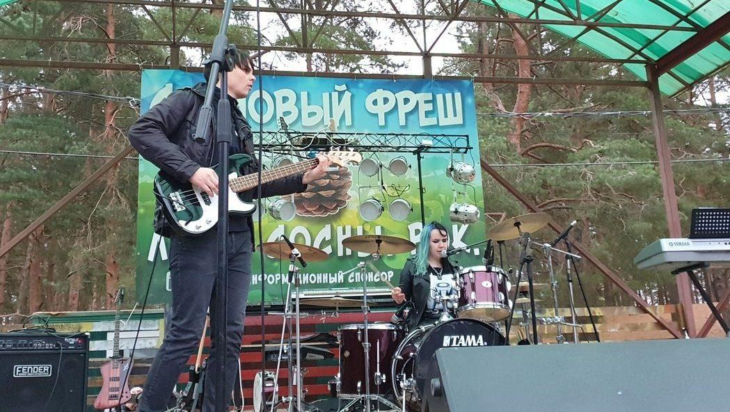 Праздник для любителей рока в Сясьстрое