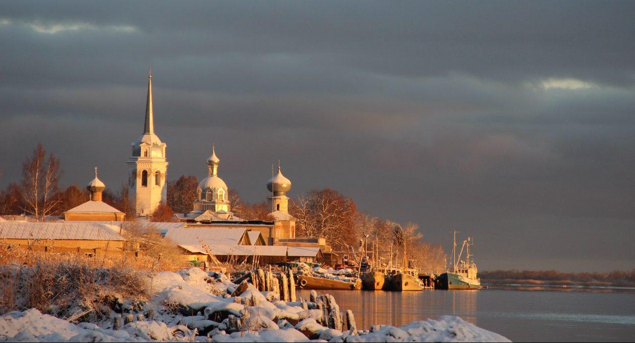 Новая Ладога - историческое поселение регионального значения