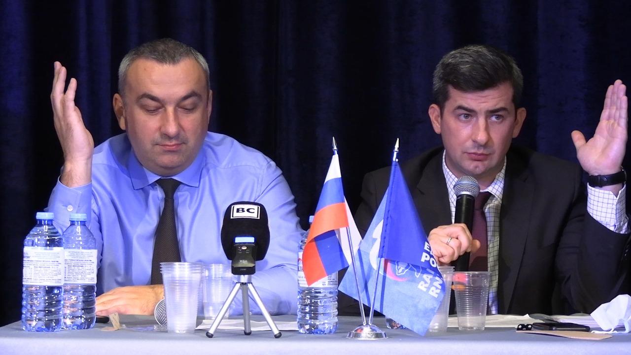 Секретарём местного отделения «ЕР» избран Алексей Брицун