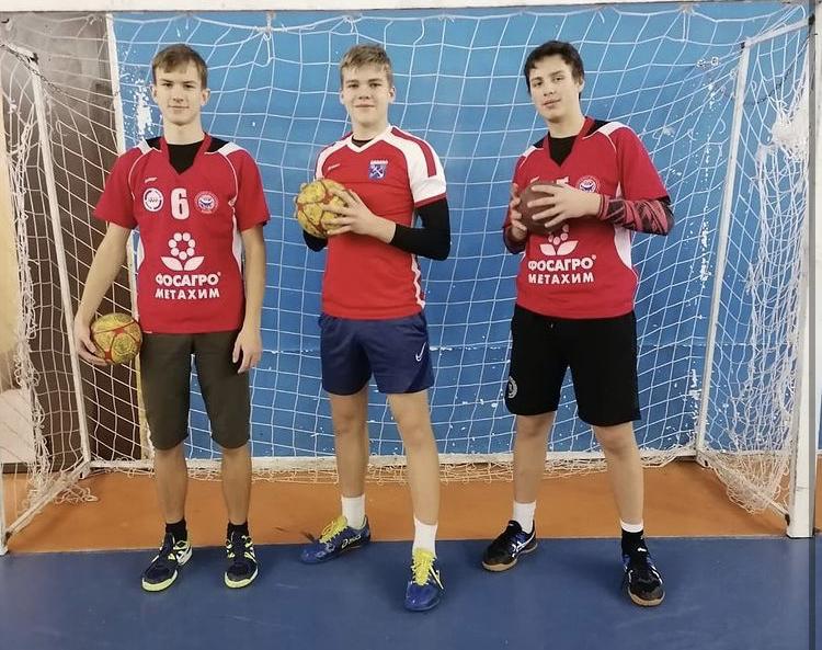 Гандбольный клуб «Нева СПБ»  пригласил волховчан на тренировку