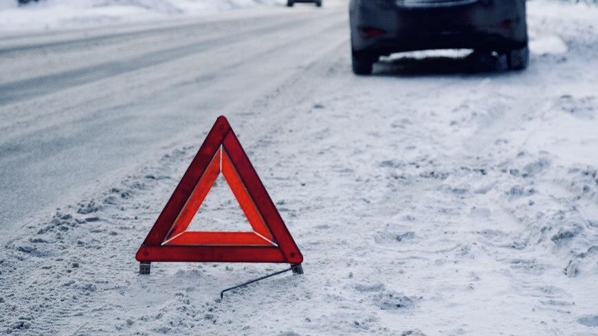 Авария на трассе «Кола» в Волховском районе