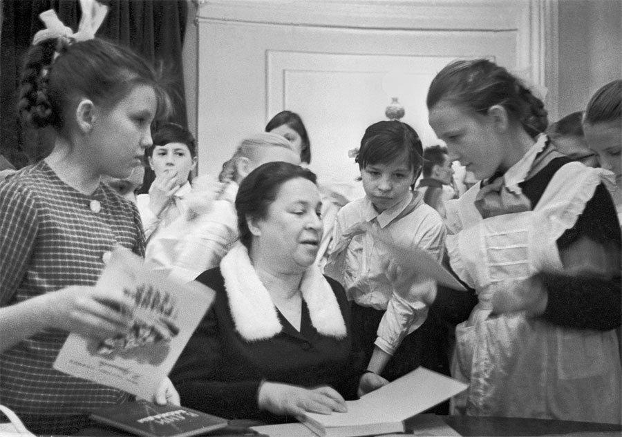 115 лет со дня рождения Агнии Барто