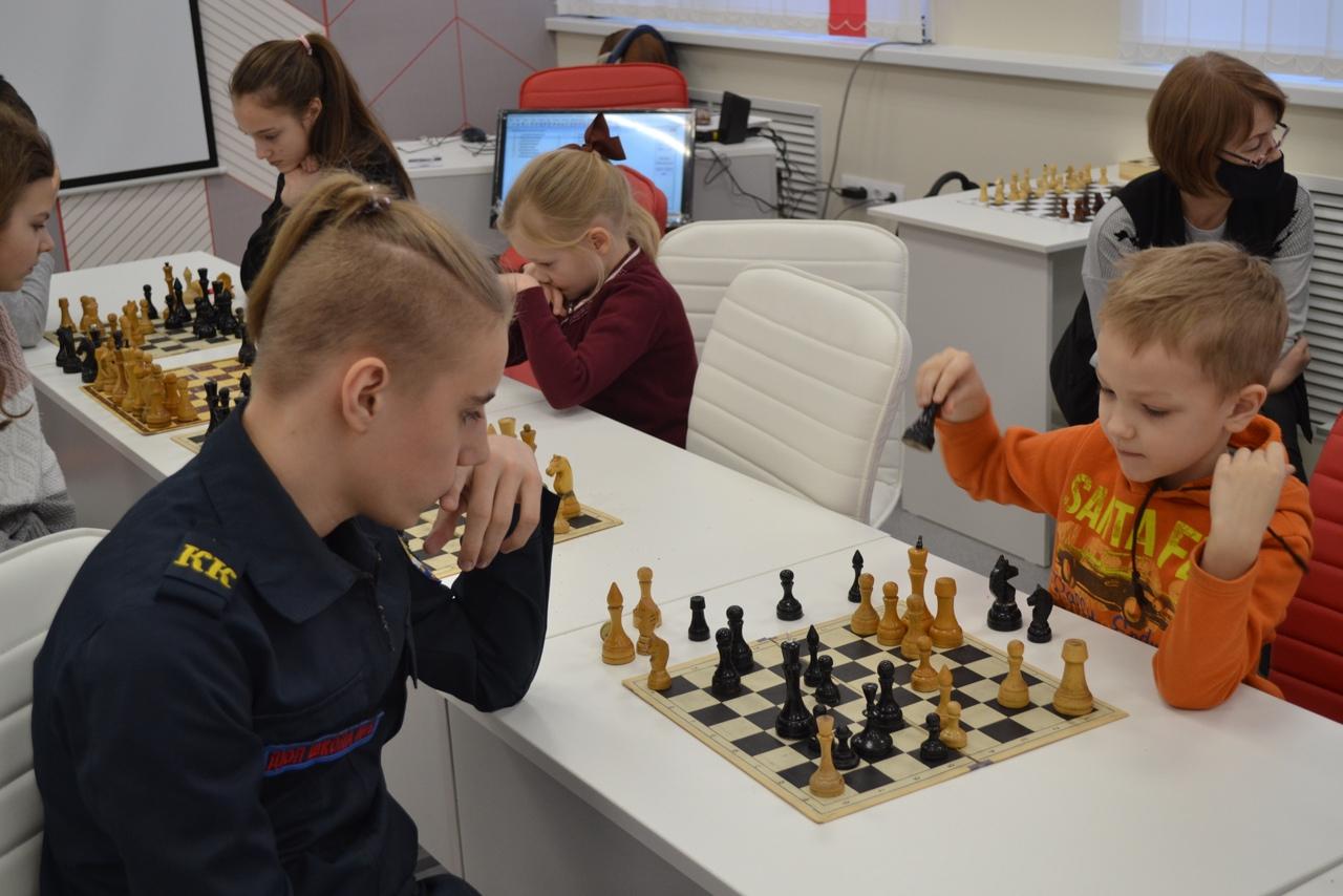Юные шахматисты проверили свои силы на турнире