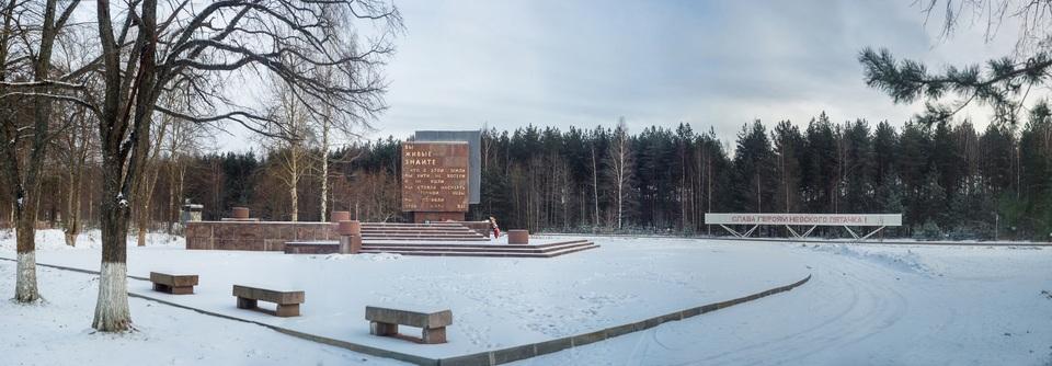 День памяти героических защитников Невского пятачка