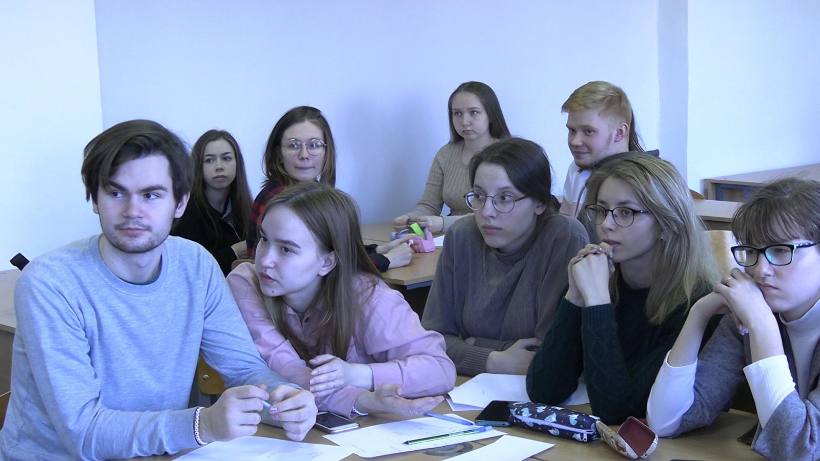 Педагогический день студента в Волховском филиале РГПУ им. Герцена