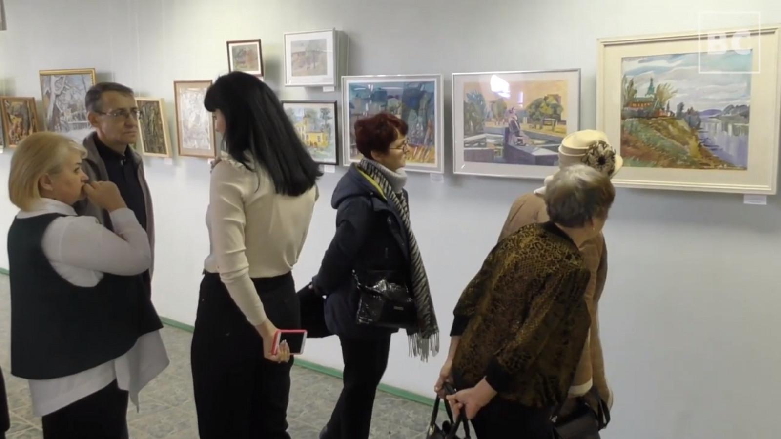 Выставка в КИЦ имени Пушкина