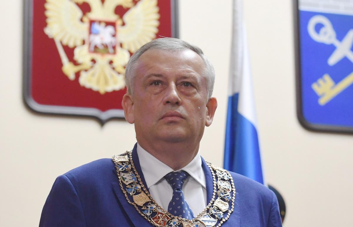 Губернатор Ленобласти в первой тройке