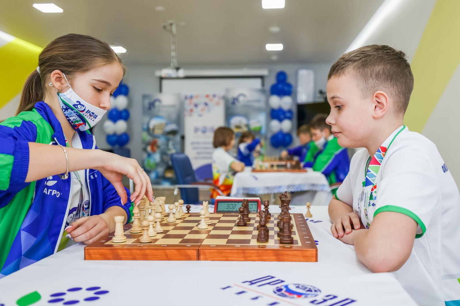 Вернем мировую шахматную корону в Россию