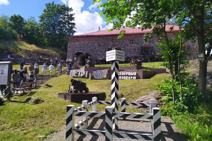 Тур по местам Суворова и Петра Великого
