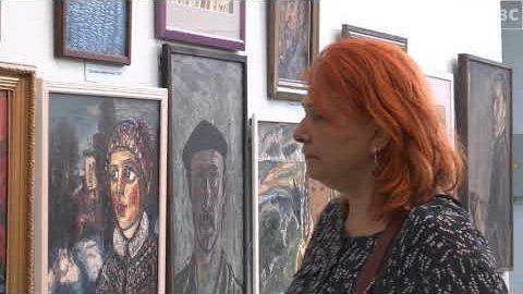 Выставка к 70-летию Александра Гайлиса