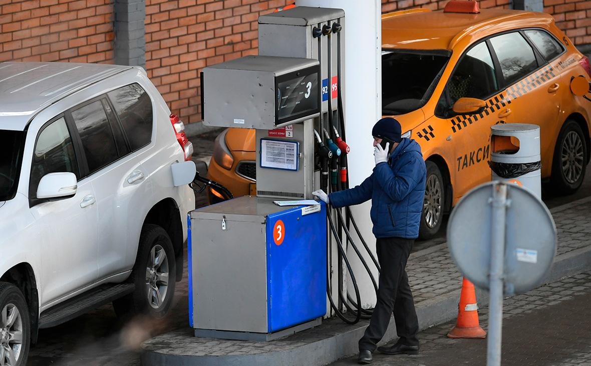 Рост цен на бензин превышает инфляцию
